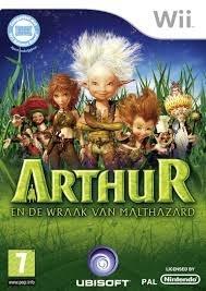 Arthur en de Wraak van de Malthazard (Nintendo Wii Nieuw)