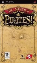 Sid Meier's Pirates zonder boekje (psp tweedehands game)