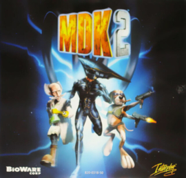 MDK 2 (Sega Dreamcast tweedehands game)