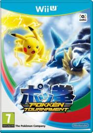 Pokken Tournament (Nintendo WiiU tweedehands game)