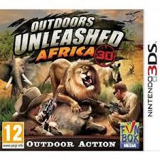 Outdoors Unleashed Africa 3D (Nintendo 3DS nieuw)