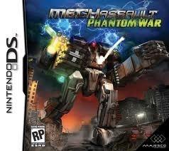 Mechassault Phantom War (Nintendo DS Nieuw)