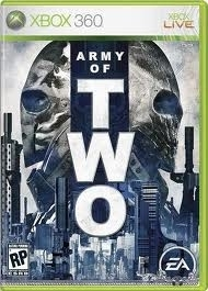 Army of Two zonder boekje (Xbox 360 used game)