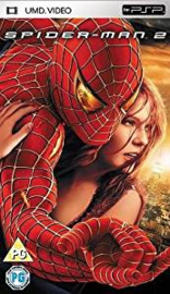 Spider-man 2 movie (psp tweedehands film)