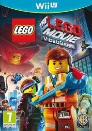 Lego Movie the videogame (Nintendo Wii U tweedehands game)