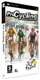 Pro Cycling 2008 - Tour the France (psp used game)
