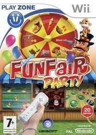 Funfair Party zonder boekje (wii used game)