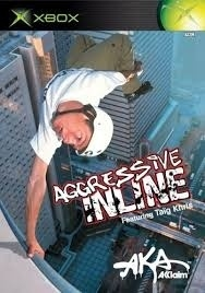 Aggressive Inline (xbox used game)