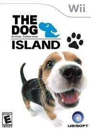 The Dog Island (wii used game)