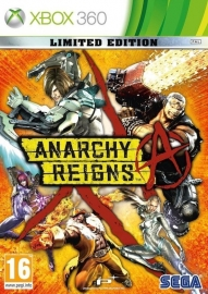 Anarchy Reigns Limited edition (xbox 360 tweedehands game)