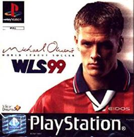 Michael Owen's WLS 99 (PS1 tweedehands game)