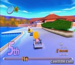 Action Girlz Racing (Wii nieuw)