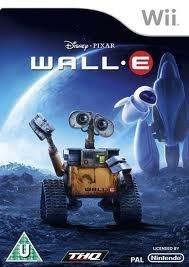 Disney Pixar Wall-E zonder boekje (NIntendo Wii used game)