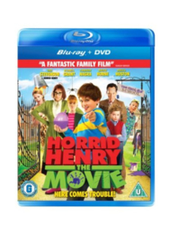 Horrid Henry the Movie Blu-ray + DVD (Blu-ray film nieuw)