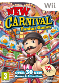 New Carnival (wii tweedehands game)