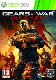 Gears of War Judgment (xbox 360 Nieuw)