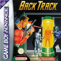Back Track (Losse Cassette) (Gameboy Advance tweedehands game)