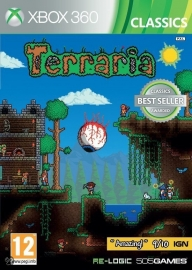 Terraria Classics (xbox 360 tweedehands game)