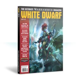 White Dwarf Augustus 2019 Magazine  (Warhammer Nieuw)