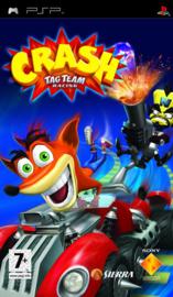 Crash Tag Team Racing  (psp used game)