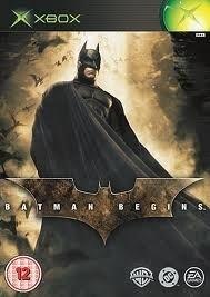 Batman begins (xbox used game)