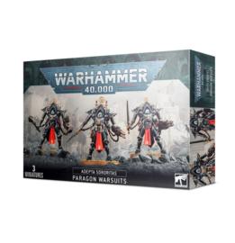 Adepta Sororitas Paragon Warsuits (Warhammer 40.000 Nieuw)