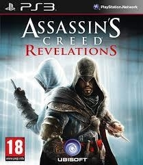 Assassin's Creed Revelations zonder boekje (ps3 tweedehands game)