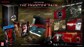 Metal Gear Solid V The Phantom Pain - Collector's Edition (ps4 nieuw)