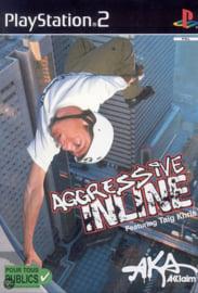 Aggressive Inline zonder boekje (PS2 tweedehands game)