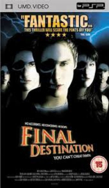 Final Destination (psp tweedehands film)