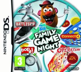 Hasbro Family Game Night  (Nintendo DS nieuw)