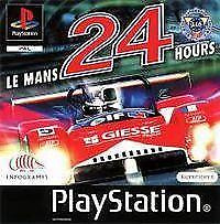 Le Mans 24 Hours (ps1 tweedehands game)