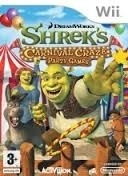 Shrek's Crazy Party Games (wii used game)