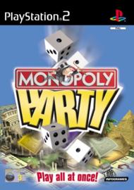 Monopoly Party  (PS2 Nieuw)