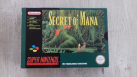 Secret of Mana (SNES tweedehands game)