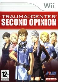 Trauma Center Second Opinion (Nintendo Wii tweedehands game)