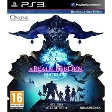 A Realm Reborn - Final Fantasy XIV (ps3 tweedehands game)