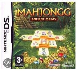 Mahjongg Ancient Mayas (Nintendo DS nieuw)