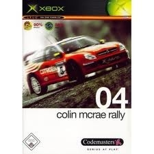 Colin mcrae rally 04 (xbox used game)
