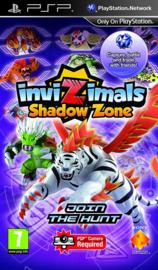 Invizimals Shadow Zone zonder camera (psp used game)