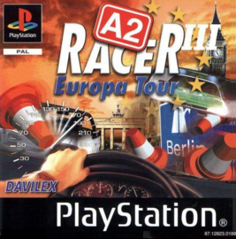 A2 Racer Europa Tour (PS1 tweedehands game)