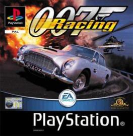 007 Racing (ps1 tweedehands game)