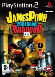 James Pond Codemane Robocod zonder boekje (ps2 tweedehands game)