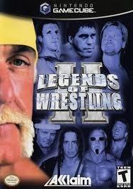 Legends of Wrestling 2 zonder boekje (Nintendo Gamecube tweedehands game)