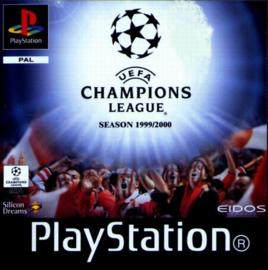 UEFA Champions League 1999/2000 (PS1 tweedehands game)