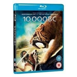10.000 BC (steel case) (Blu-ray tweedehands film)