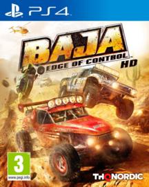 Baja Edge of Control HD (ps4 nieuw)