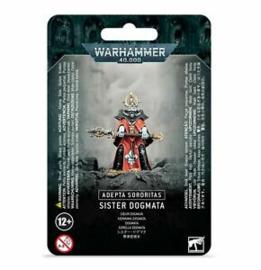 Adeptus Sororitas Sister Dogmata (Warhammer 40.000 nieuw)