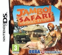 Jambo! Safari (Nintendo DS nieuw)