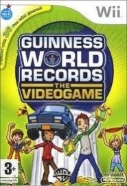 Guinness world records the videogame (wii used game)